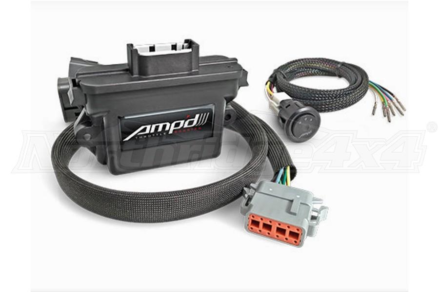 Superchips Amp'd Throttle Booster w/ Power Switch  - JT