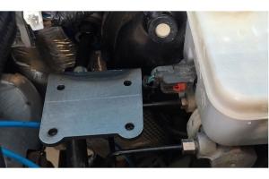 Motobilt ARB Compressor Mount - Bare Steel - JK