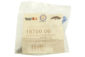 Rugged Ridge Speed Gear 28 Tooth Speedometer (Part Number: )
