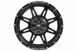 Rough Country Series 94 Wheel - 20x9, 5 on 5 - JL/JK/TJ/WJ