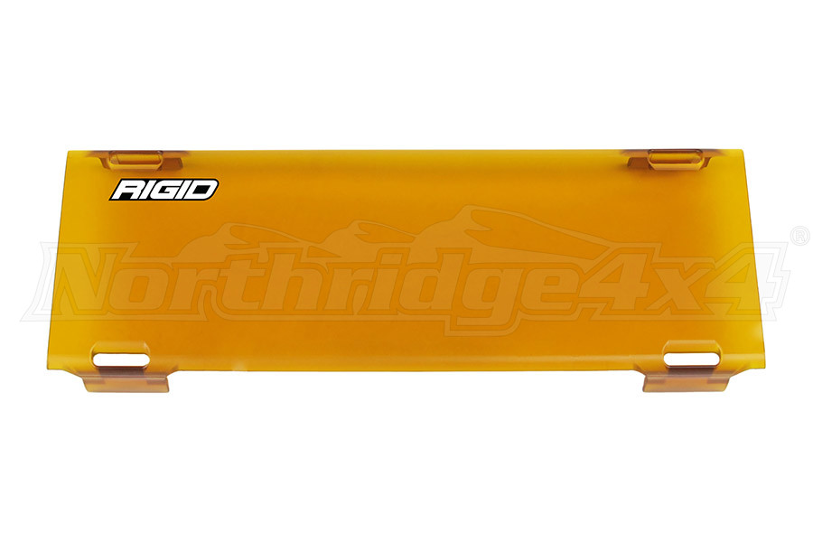 Rigid Industries RDS-Series 10 Inch Cover, Amber (Part Number:105763)