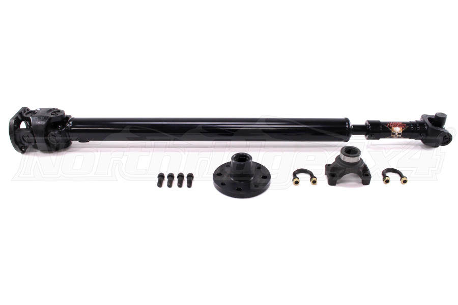 Adams Driveshaft Severe Duty Series Rear 1350 CV Driveshaft ( Part Number: JK-1350R-SS4DE)