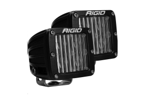 Rigid Industries D-Series SAE Compliant Fog Light, Pair (Part Number: )