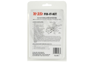 Hi-Lift Fix-It-Kit (Part Number: )