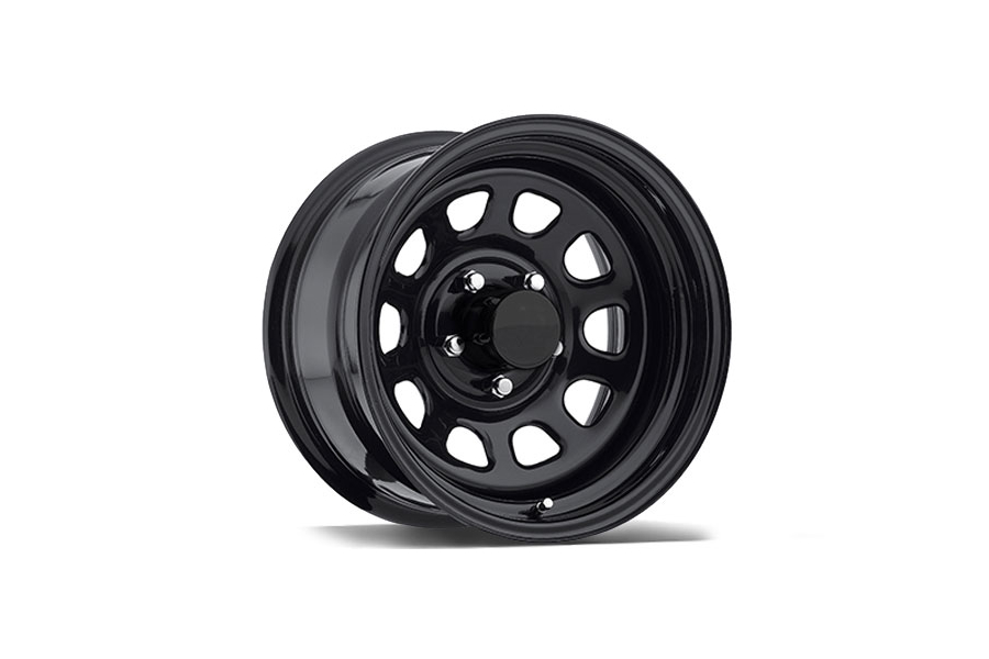 Pro Comp 51 Series Gloss Black Wheel 15x8 5x4.5 (Part Number:51-5866)