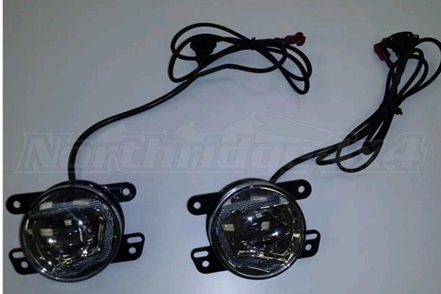 Maximus-3 LED Fog Lights (Part Number:JK1010DL)