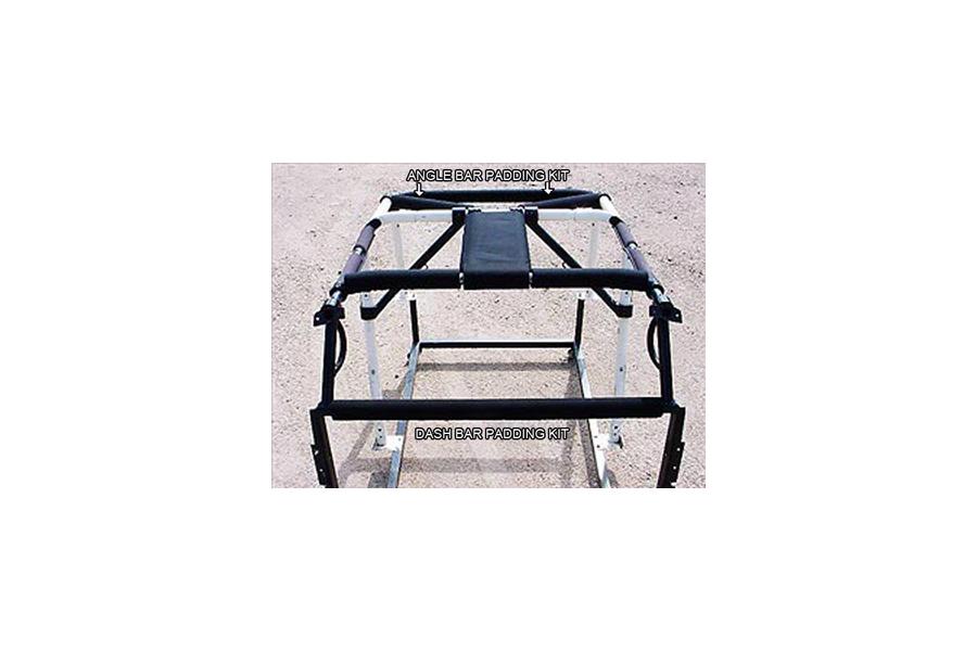 Rock Hard 4x4 Ultimate Sports Cage Dash Bar Padding Kit - TJ/LJ
