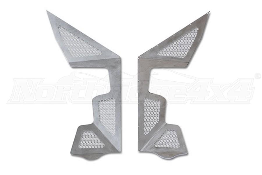 Poison Spyder DeFender Vented Inner Fender Panels - TJ