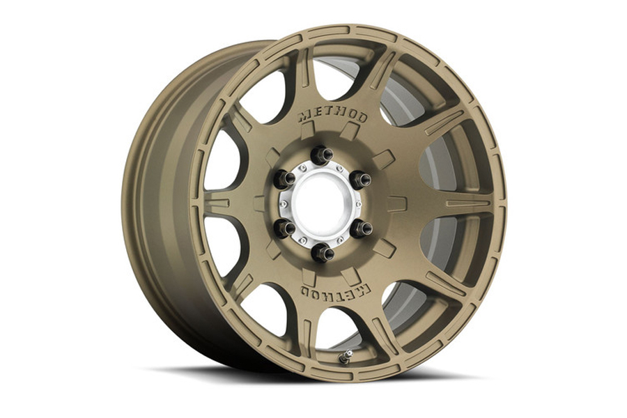 Method Race Wheel 308 Series Bronze 17x8.5 5x5 (Part Number:MR30878550900)