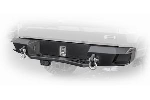 DV8 Offroad Gladiator Rear Bumper with Drawer - JT