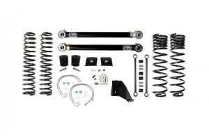 EVO Manufacturing 4.5in Enforcer Lift Kit Stage 2 - JT