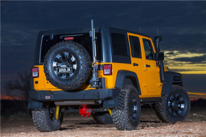 ARB Rear Bumper Textured Black - JK