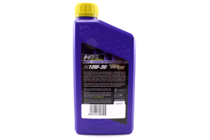 Royal Purple HPS™ – HIGH PERFORMANCE STREET MOTOR SYNTHETIC OIL ( Part Number: 31130)