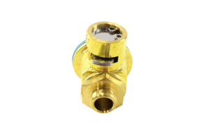 Fumoto F102S Valve w/Short Nipple (Part Number: )