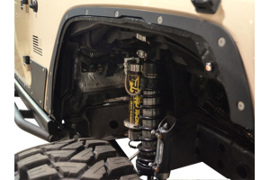 Ace Engineering Fender Delete Kit Black (Part Number: )