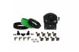 Up Down Air Gen 2 Tire Air Pressure Controller Box Kit - Universal Mount