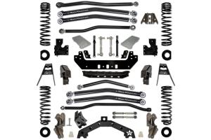 Rock Krawler 3.5in X-Factor Long Arm Suspension Kit - JL 4dr