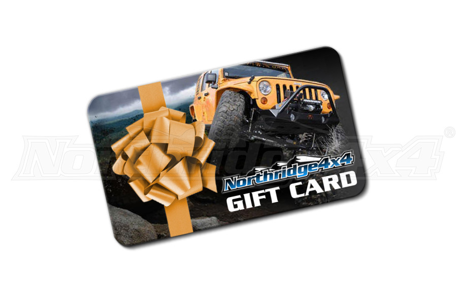 Northridge4x4 Gift Card (Part Number:GIFTCARD)