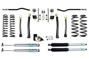 Evo Manufacturing 3.5IN Enforcer Stage 3 PLUS Lift Kit w/ Bilstein Shocks - JL