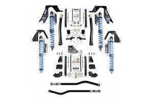 EVO Manufacturing Enforcer Pro NV2514 Stage 2 Plus Coilover Kit, Black (Part Number: )