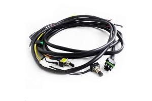 Baja Designs XL(Pro&Sport)/OnX6 Wire Harness w/Mode-2 lights