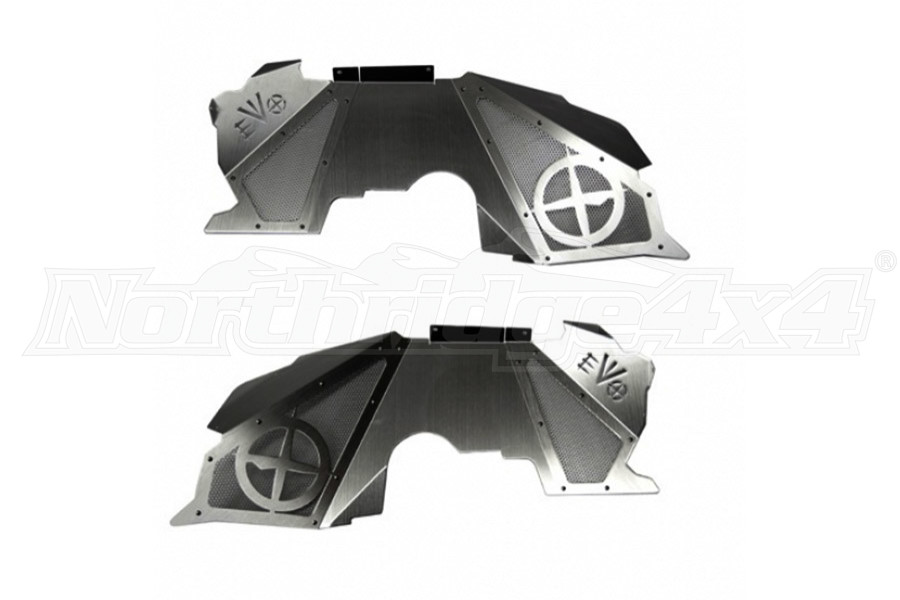 EVO Manufacturing Front Vented Inner Fenders (Part Number:1197)