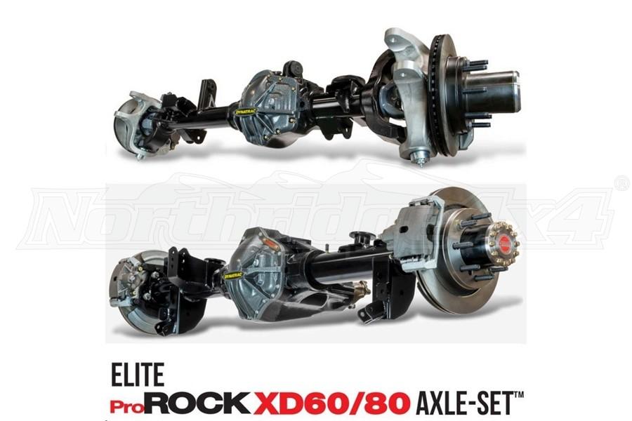 Dynatrac Elite ProRock 60/80 Axle Set, 72.5in Width - Auburn Ected-Max Locker 5.38  - JT