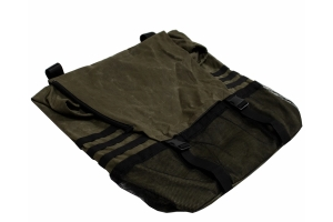 Overland Vehicle Systems Extra Large Trash Bag Tire Mount, Waxed Canvas