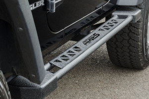 Aries Automotive Rocker Steps - JK 2 DR