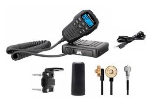 Midland MXT275 MicroMobile Two-Way Radio Kit