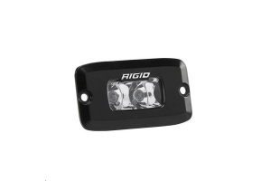 Rigid Industries SR-M Flush Mount Spot Amber (Part Number: )
