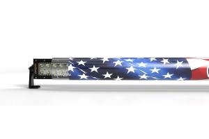 Aerolidz 52in RGB Chasing LED Light Bar Package - Smoked