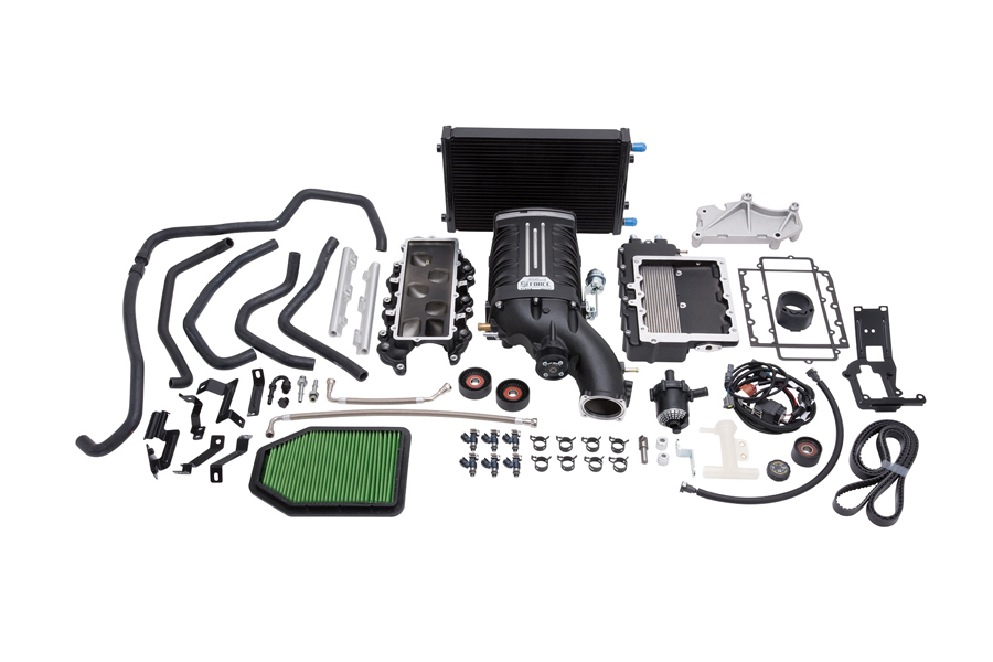 Edelbrock E-Force Supercharger w/out Tuner (Part Number:15270)