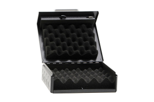 Smittybilt Portable Secure Lock Box W/Mounting Sleeve (Part Number: )
