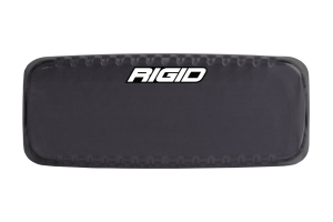 Rigid Industries SR-Q Series Light Cover, Smoke (Part Number: )