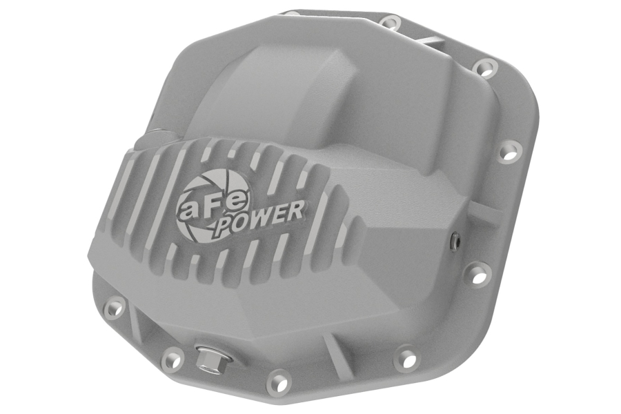 aFe Power Pro Series Front Dana M210 Differential Cover, Raw (Part Number:46-71030A)