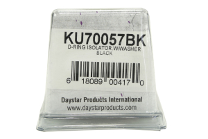 Daystar D-Ring Isolators Black