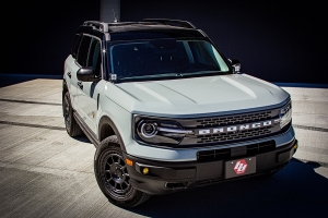 Baja Designs S1 Series W/C Fog Light Kit - Amber  - Bronco Sport