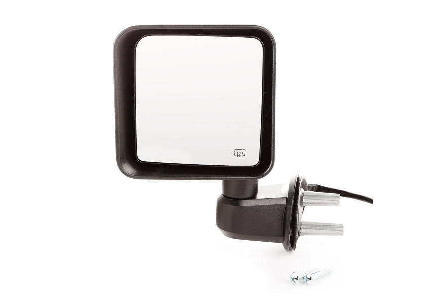 Rugged Ridge Driver Side Power and Heated Mirror (Part Number:12039.31)