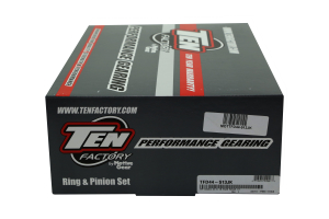 Ten Factory by Motive Gear Dana 44 5.13 Ring and Pinion Set (Part Number: )
