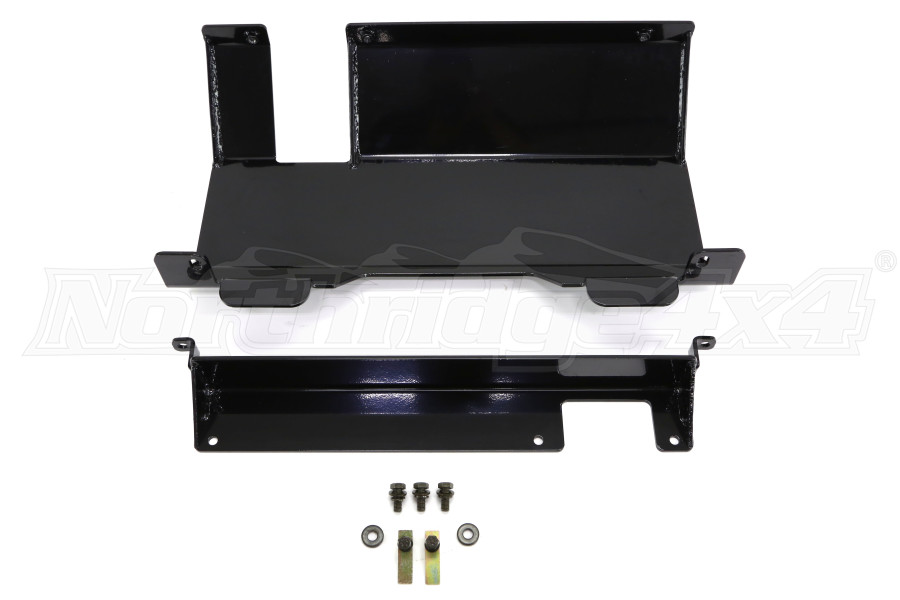 Rugged Ridge Muffler Skid Plate - JK