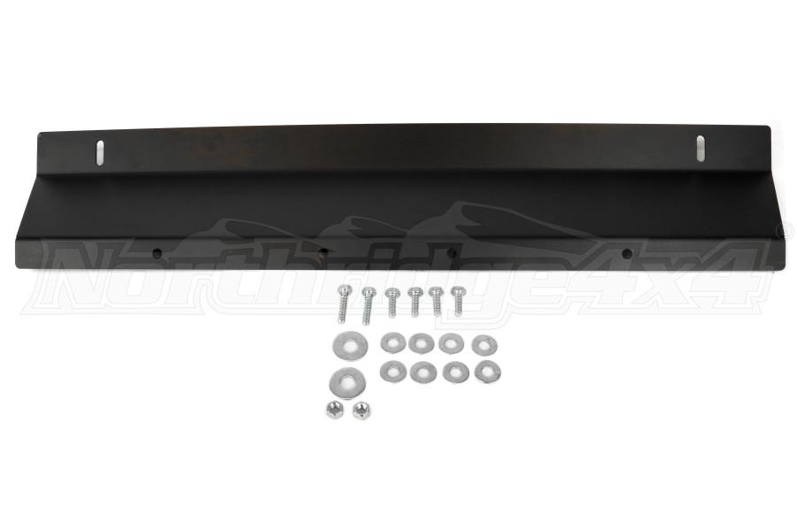 LoD Armor Lite Skid Plate Black PC - JK