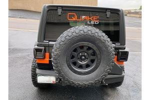 Quake LED Blackout LED Replacement Tail Lights - JL