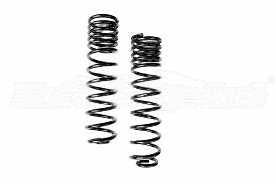 EVO Manufacturing 6.5in Rear Plush Ride Coil Springs, Pair - JT