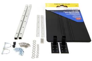 Teraflex Removable Mudflap Kit - JK/TJ/LJ