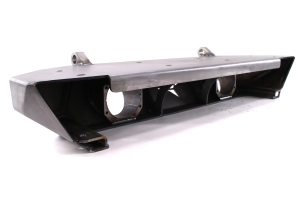 Crawler Conceptz Skinny Series Front Bumper w/Fogs and Tabs Bare (Part Number: )