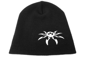 Poison Spyder Beanie Black ( Part Number: 50-46-221)