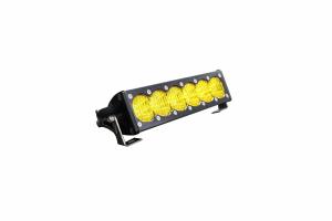 Baja Designs OnX6, 10in Wide Driving Light Bar Amber