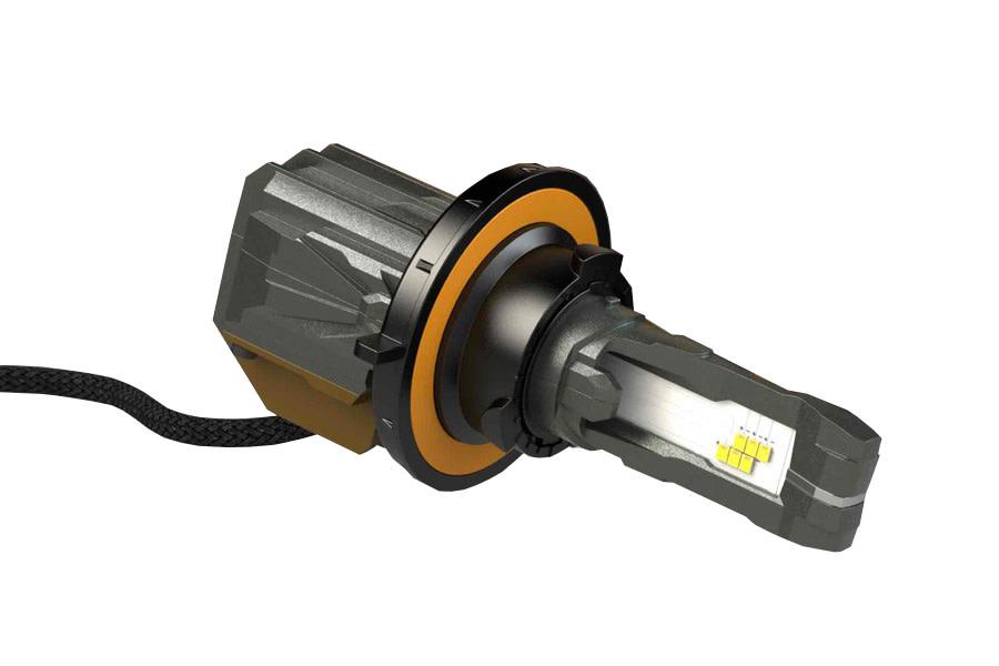Morimoto H13 2Stroke 3.0 LED Bulb - Single - JT/JL/JK