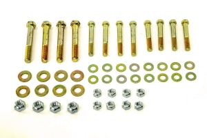 Northridge 4x4 Front/Rear Upper Control Arm and Lower Shock Mount Bolt Kit (Part Number: )